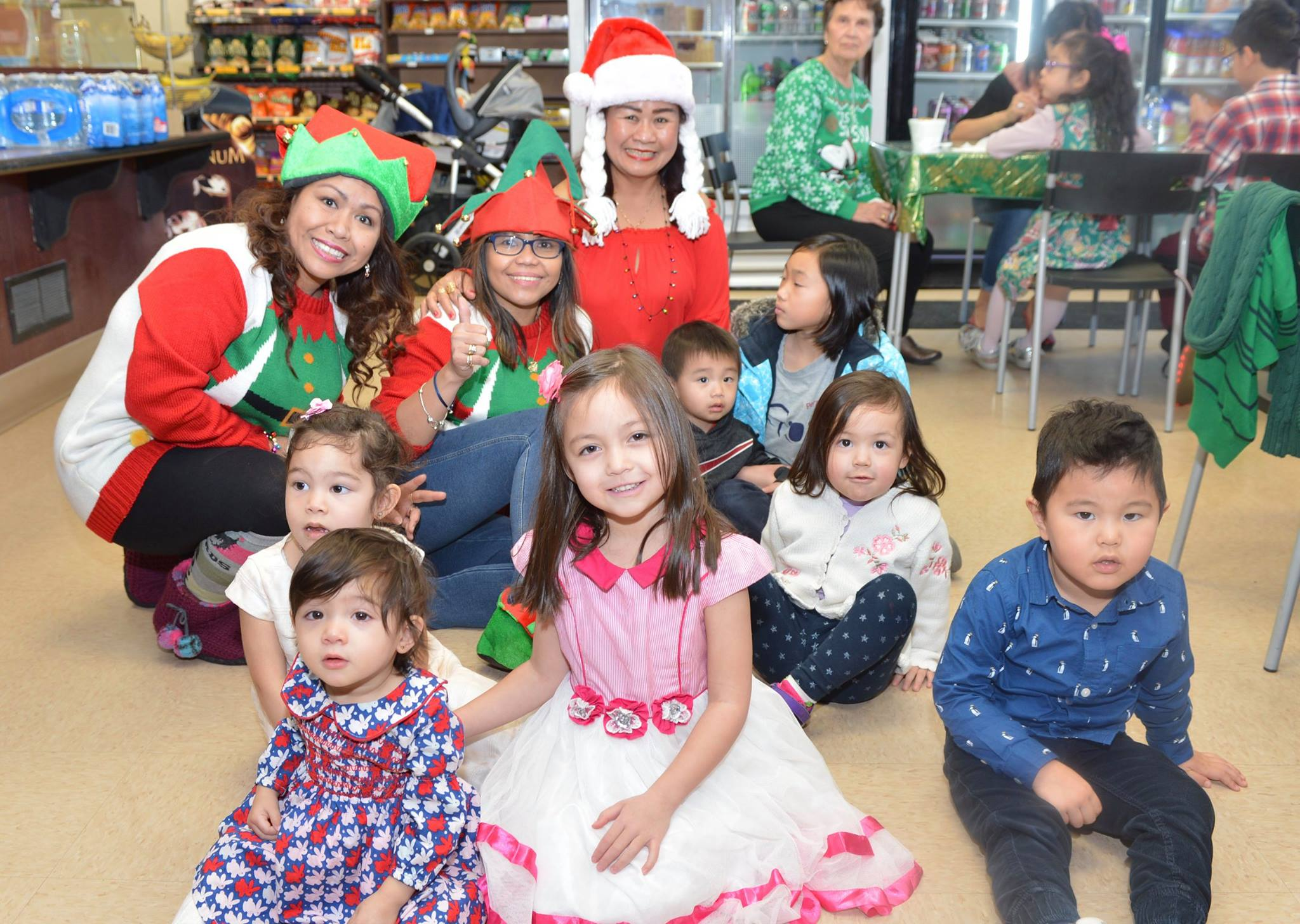 Children Christmas Party – 2017 – Canadian Indonesian ...