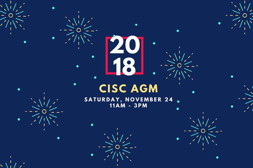 2018 CISC AGM
