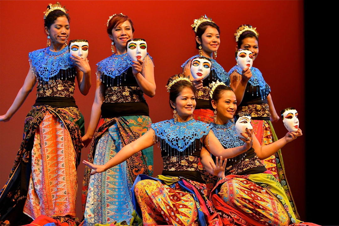 Indonesian Dance