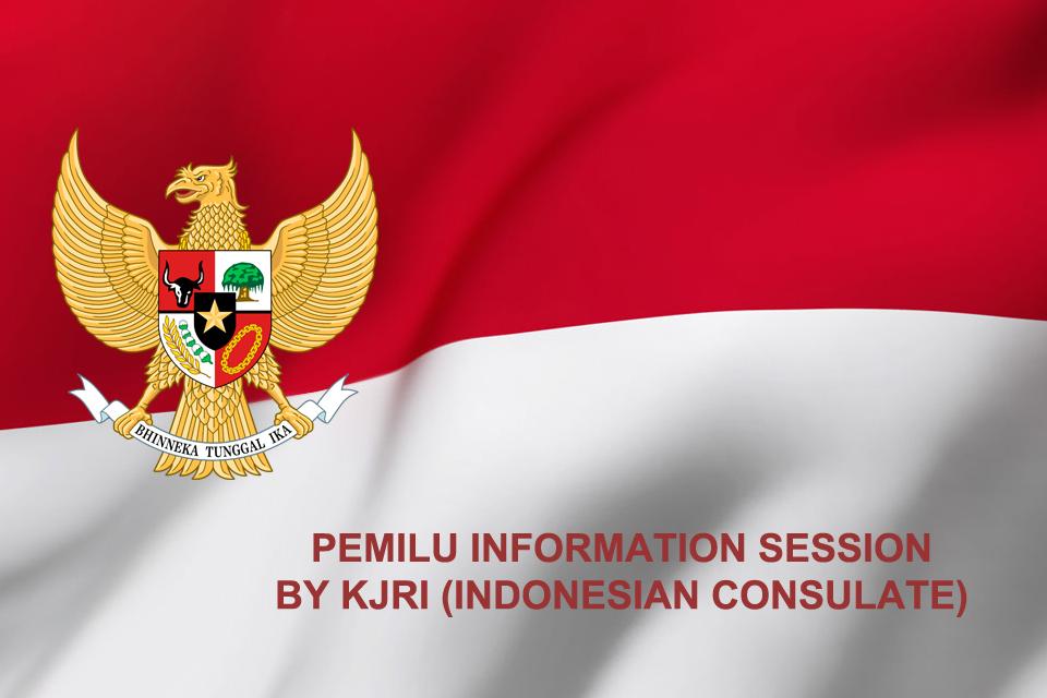 Pemilu Information Session