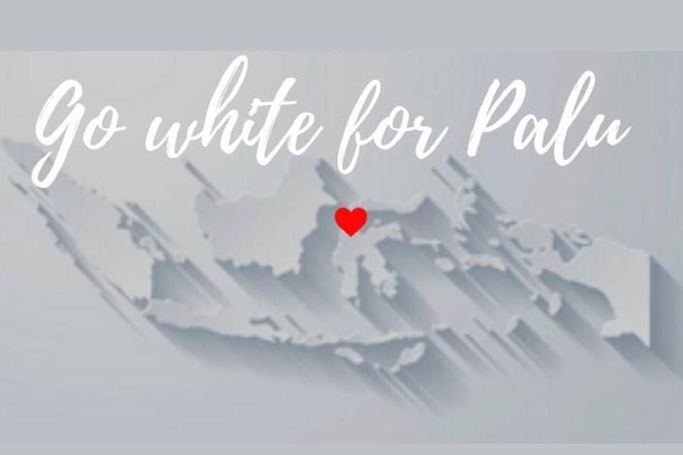 Go White For Palu